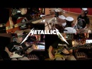 Master of Puppets Metallica Multi Instrumental Cover by 13 Year Old