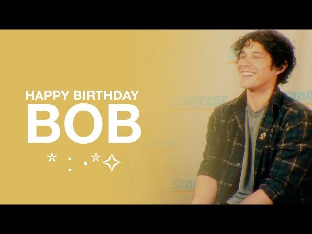 Happy birthday bob *・。゚
