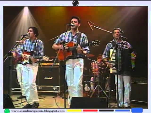 Grupo Alma Serrana - Vem Serranear (Som do Mato - Abril de 1997).mp4