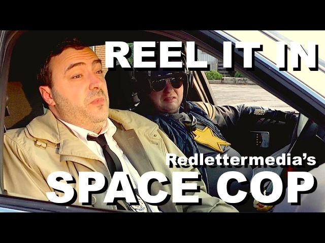 SPACE COP Movie Review REEL IT IN