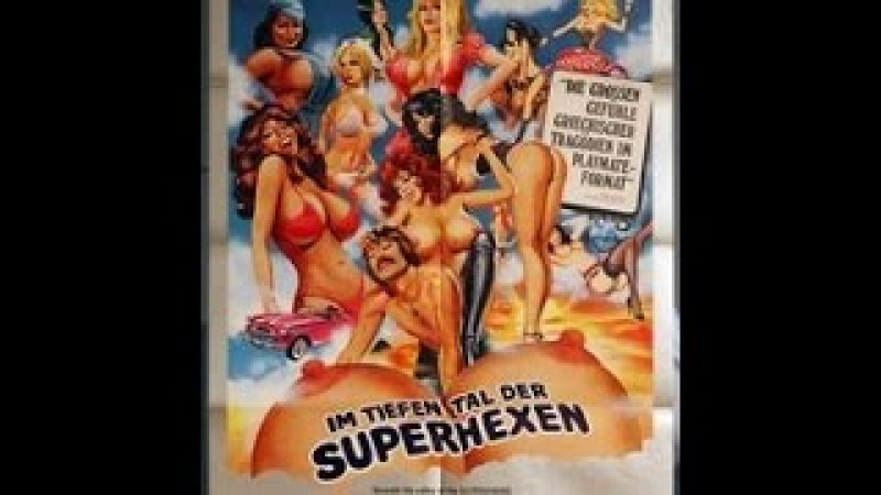Comedy Beneath the Valley of the Ultra Vixens 1979 Russ Meyer **