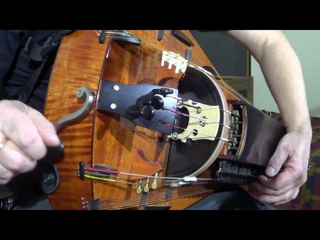 Medieval Tune V 2 Hurdy Gurdy With Organ