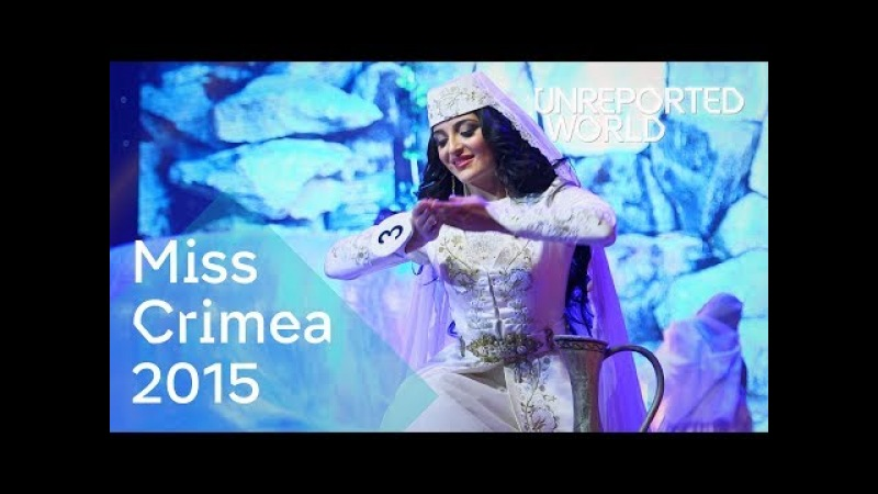 Beauty pageant dreams in politically fraught Crimea | Unreported World