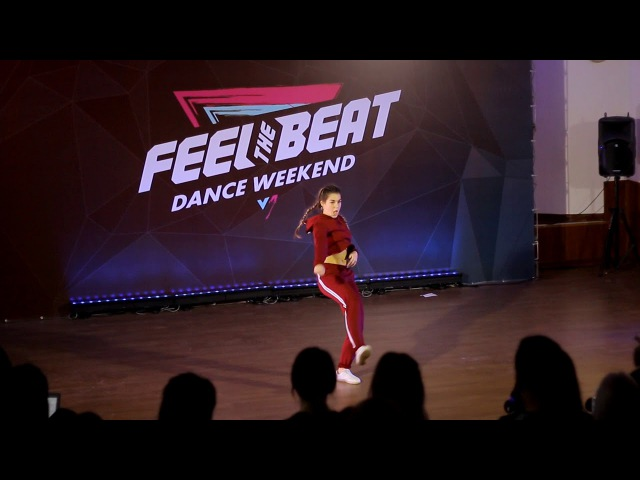 Feel the beat Лещенко Настя Bershka Crew All Stars Dance Centre 2017