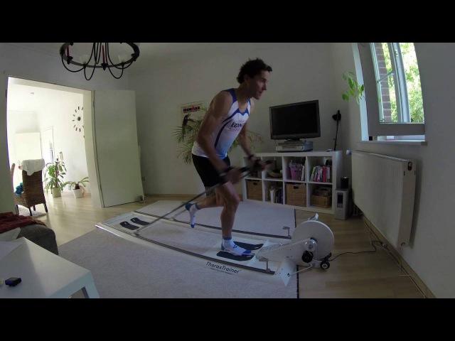 ThoraxTrainer Ambassador Andy Raelert, Triathlon