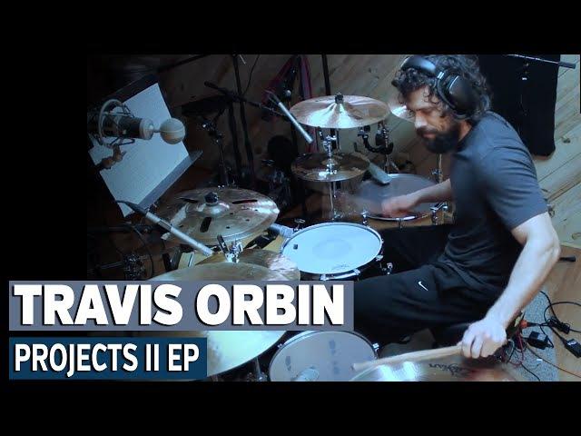 Performance Spotlight: Travis Orbin / 'Projects II' EP