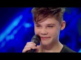 Cristian Porcari din Chisinau la X Factor Romania 2017 - Ed Sheeran - Photograph