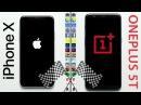 IPhone X vs. OnePlus 5T Speed Test