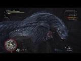Monster Hunter: World один из самых красивых боссов Тоби кадачи