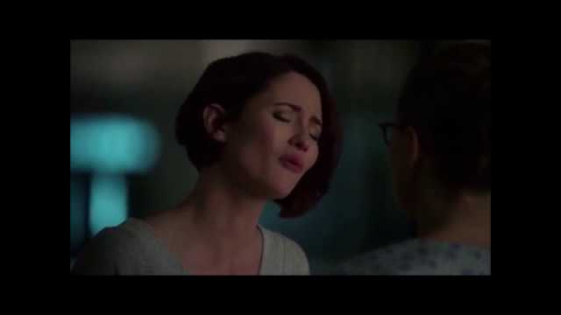 Alex and Maggie ( Alex Tells Kara She Wants Kids) | Supergirl | 03X04