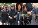 Fans farewell ACDC co founder Malcolm Young in Sydney