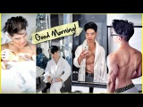 My Morning Routine  15 hair, skin, &amp mens lifestyle tips