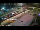 Погоня за пьяным в Красном Селе 13.01.18
