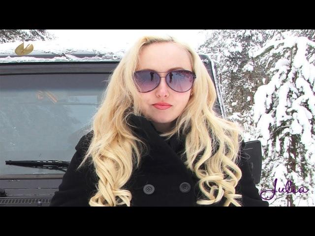 С Новым годом! Русские зимы до чего красивы! Зимняя сказка