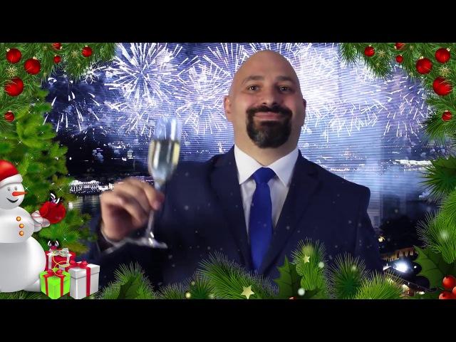Новогоднее поздравление президента компании Dmitriy Dimidov Investments
