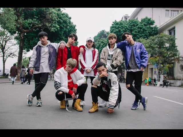 [ KPOP PUBLIC CHALLENGE] BTS (방탄소년단) Not Today iKON - '벌떼 (B-DAY) Dance Cover @F.Ever from VietNam