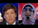 Linda Sarsour Tells Crowd She's TIRED of White Men Tucker RESPONDS in Kind