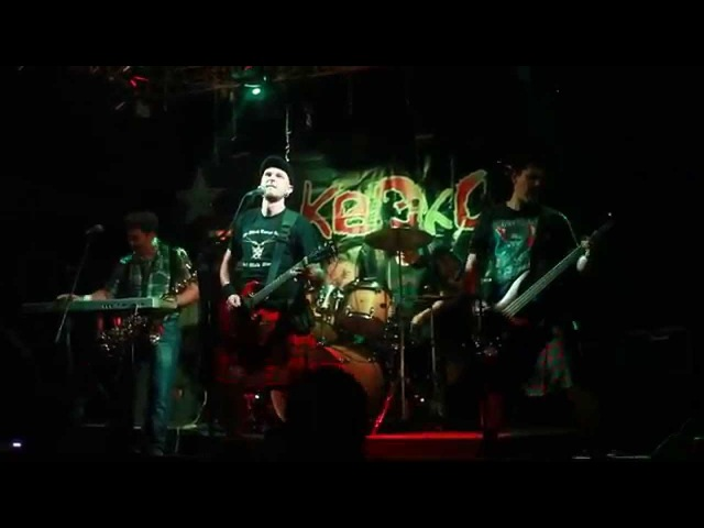 Капитан Смоллетт — Песня моряка (02.11.2013, клуб «Мани Хани»)