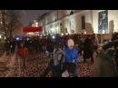 ВРиге провели масштабную акцию взащиту русского языка Новости Первый канал