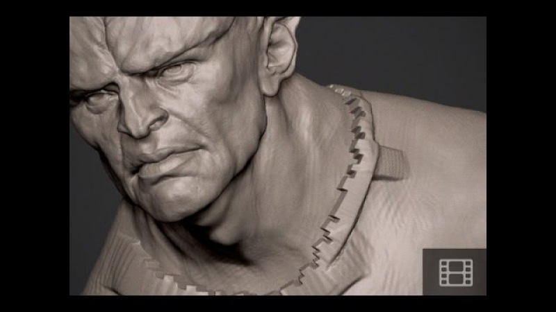 Zbrush Tip - Backface Polygroup Masking