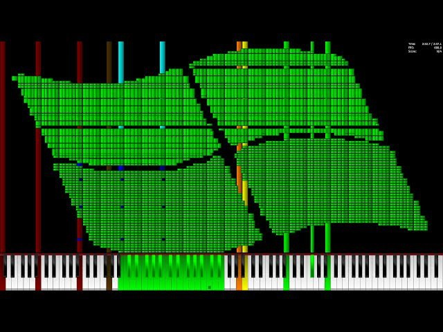 [Black MIDI] SomethingUnreal - Music using ONLY sounds from Windows XP and 98! 7.23 Million
