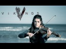 Vikings Soundtrack If I Had A Heart Hardanger Violin Cover