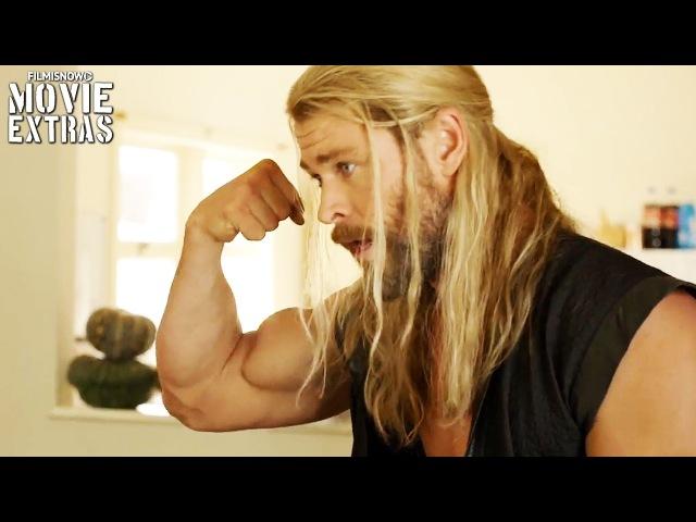 Thor: Ragnarok - Team Thor Part 1 2 Doctor Strange Bonus Video [Blu-Ray/DVD 2017]