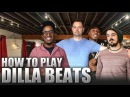 How to Play Dilla Beats - The 80/20 Drummer