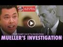 Jason Chaffetz Reveals The Truth About Robert Mueller's Investigation