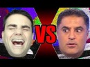 Ben Shapiro and Merciless Crowd deliver ULTIMATE BLOW to helpless Cenk Uygur