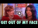 Omarosa Steamrolls the Ladies of 'The View' Before Delivering Joy Behar a Brutal Parting Shot