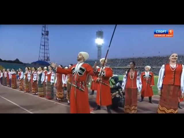 Встань за веру, Русская земля! (Прощание славянки) - Кубанский казачий хор