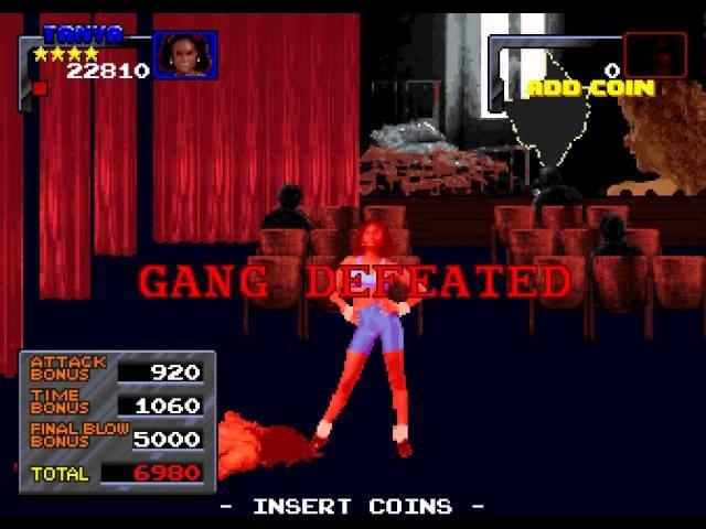 Arcade Longplay [486] Guardians of the 'Hood