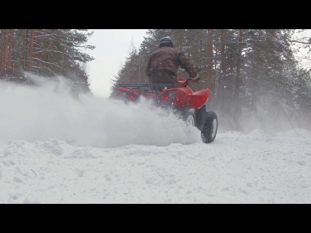 Прокат квадроциклов «ATV-prokat» Полная версия