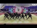 Чемпионат и Первенство РК по Чир Спорту 2018 - Чир хип-хоп, группа, взрослые