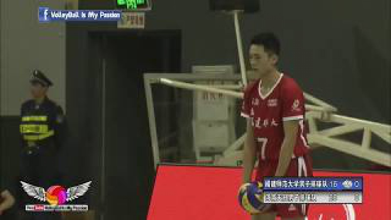 Fujian(福建) vs Henan(河南) | 12-11-2017 | Chinese Men's volleyball super league 2017/2018