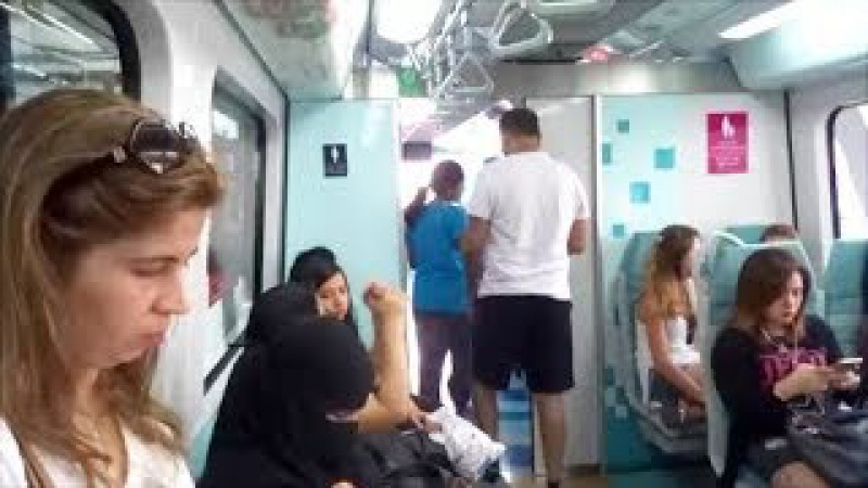 DUBAI TRAVEL, PUBLIC TRANSPORT IN DUBAI, METRO, TRAINS, TRAMS AND MONORAIL IN DUBAI,