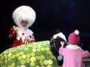 Новогоднее шоу Маша и Медведь в цирке! 2014
