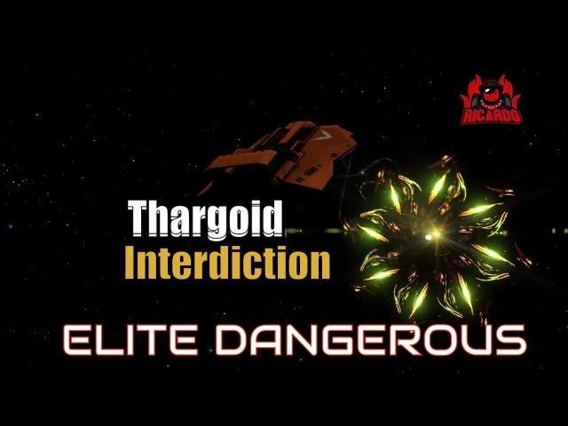 Elite Dangerous Sunday Morning Thargoid Interdiction