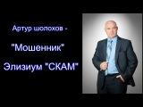 Артур Шолохов -