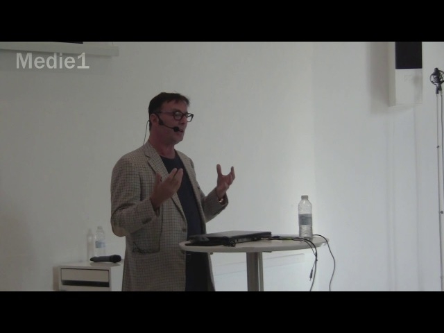 Jeppe Juhl: Er Danmark fortabt? Del 1, Foredrag.