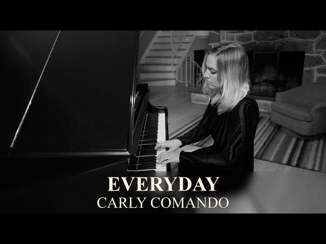 Beautiful Piano Ballad: Everyday (Grand Piano) Live by Carly Comando