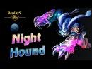HoN - Night_Hound - 🇹🇭 `SancheIz 1750 MMR