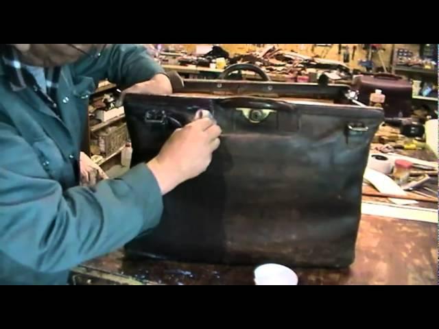 Part Three of Gladstone Bag Refurbishment