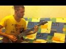 Kratos - Telekinesis -- Bad Virus (Drum&Bass)(Guitar cover)