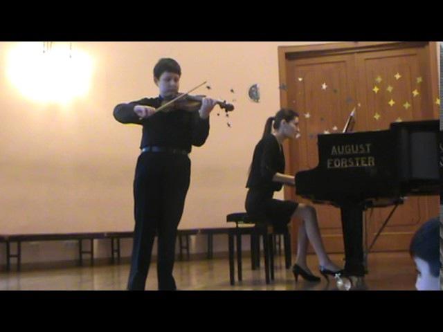 С. Кеосаян, Концертино, Давид Караханян