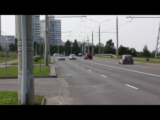 Бешеная копейка на улицах Минска