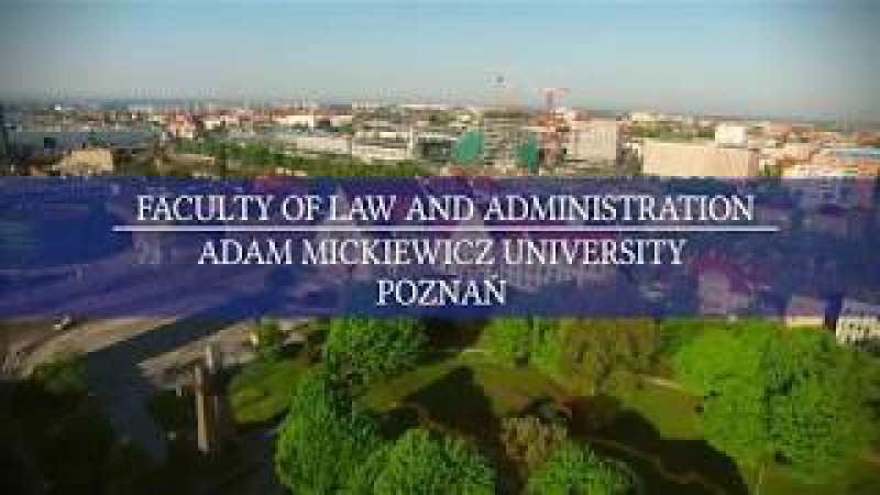 AMU Faculty of Law and Administration in Poznan