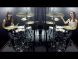 2 Drum Parts, 1 Drummer Everybody - Backstreet Boys - Dual Drum Cover