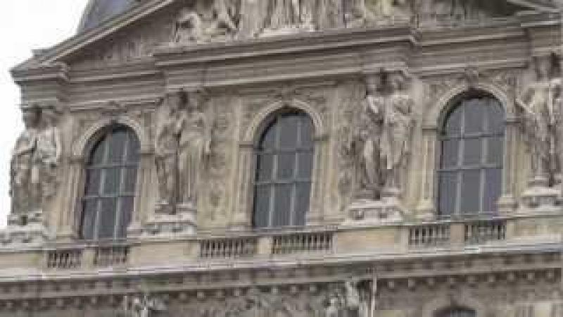 Дорога Версаль и обратно. Париж.
